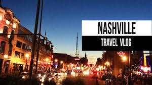 nashville travel vlog you