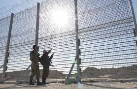 Israel Begins Construction Of Smart Fence Along Gaza Border The Jerusalem Post