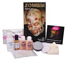 zombie makeup kit professional