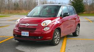 2016 2018 fiat 500l used vehicle review