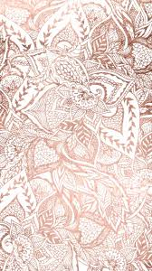 rose gold wallpaper inspirational