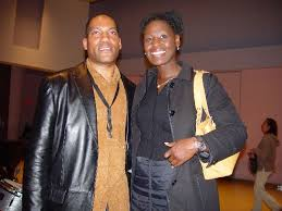 Eric Person and Hilda Thompson at Santa Monica College - The Jazzcat