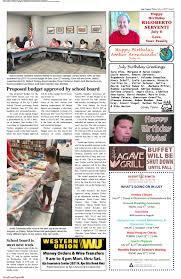 Ajo Copper News July 4, 2017: Page 5