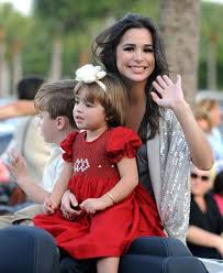 Josie Loren Attends Miami Holiday Parade | Contact Any Celebrity ...