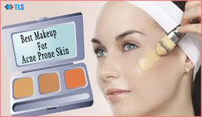 best makeup for acne e skin to make