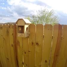 Fence Picket Bird Feeder Ryobi Nation Projects