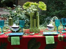 themes for an outdoor summer party