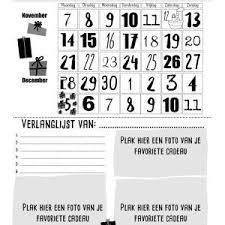 Sinterklaas Aftelkalender 2016 Aftelkalender En Sinterklaas