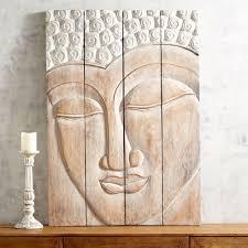capiz buddha wall panel buddha wall