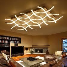 acrylic modern led ceiling lights