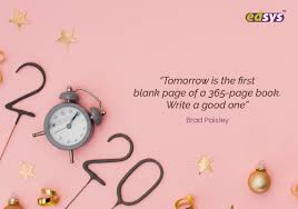 new year quotes for edsys