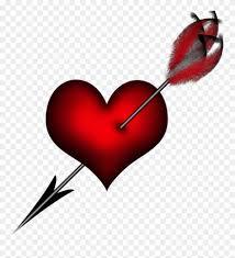 broken heart png hd clipart 63114