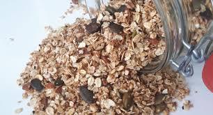 homemade granola jcocos de