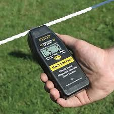 Zareba Fence Doctor Advanced Voltage Tester Fd1 Zarebasystems Com
