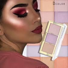 bronzer highlighter palette powder