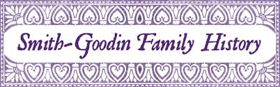 SMITH-GOODIN Family History Website: Memories of Nannie Smith Duck