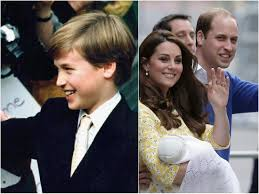 The best picture from every year of Prince William's life - Insider