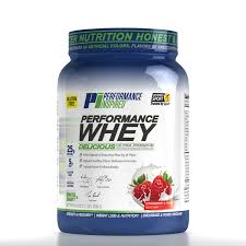 performance whey protein performance