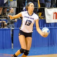 College volleyball: Abby Cole, others from Muskegon area make Division I  debuts - mlive.com