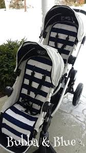 2 city select baby jogger liners and 2