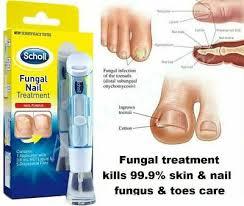 scholl fungal nail treatment 3 8ml kill