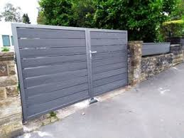 Composite Gates Solutions Leeds Yorkshire Uk Long Arrow Ironworks