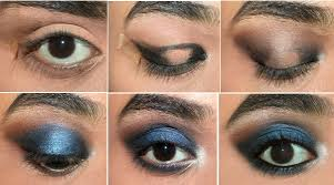stylevia elegant blue eyes makeup