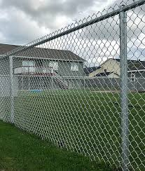 Chain Link Fences For Every Style With United Fencing Serving The Seattle