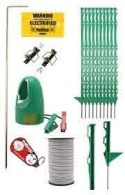 Hotline Horse Electric Fence Starter Kit