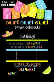 Free Editable Fiesta Invitation Invitaciones Mexicanas Fiesta