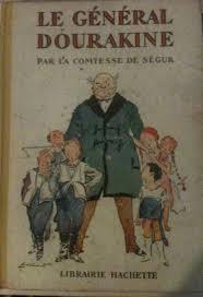 LIVRE Comtesse de Ségur le général dourakine 1930-livre enfants