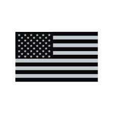 Amazon Com Js Artworks 3 Subdued American U S Flag Hard Hat Helmet Vinyl Decal Sticker Automotive