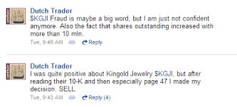 multiple red flags at kingold jewelry