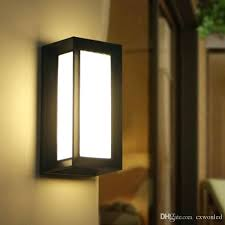 black outdoor wall light fixtures
