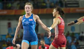 Lockport's Haley Augello loses in Olympic quarterfinal match - The Morning  Call
