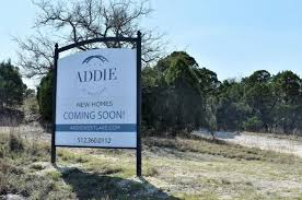 New Eanes Homes Now Selling at Addie West Lake