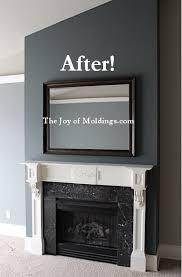 diy fireplace mantels plans plans diy
