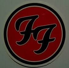 Foo Fighters Dave Grohl Decal Sticker Adhesive Vinyl 2