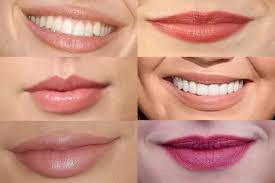what the shape of your lips says about