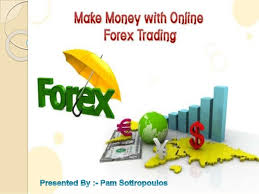 Pam Sotiropoulos - Make Money with Online Forex Trading