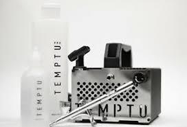 temptu pro airbrushing set makeup