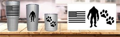 Amazon Com Decal For Yeti Cups Stickers For Vinyl Tumbler Personalized Protective Decals Sticker Diy For Yeti Tumbler 20 30 Oz Lowball Rambler Cups Laptop Pad Phone 3 Pack