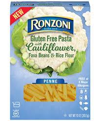 ronzoni cauliflower penne the