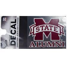 Color Shock Mstate Alumni Decal Campus Book Mart
