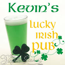 Lucky Irish Pub Quotes Pub Signs Wall Decals Simple Stencil Irish Wall Quotes