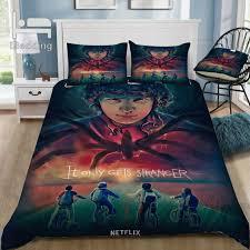 outer space cat print 3d bedding duvet