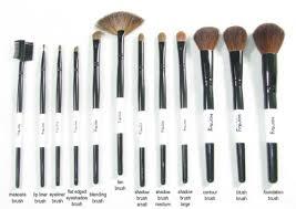 makeup brushes explained