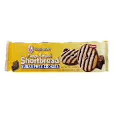 voortman fudge striped shortbread sugar