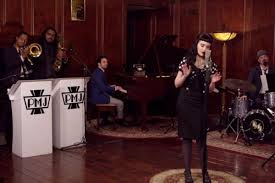 Provo musician Belle Jewel swings with Postmodern Jukebox in jazzy remake  of 'Spiderwebs' by No Doubt - Deseret News