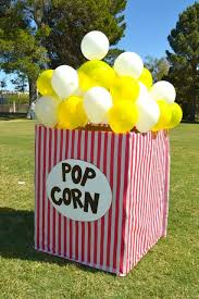 carnival birthday party ideas photo